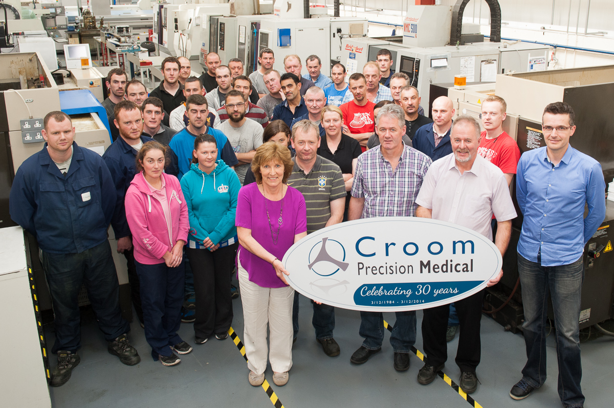 The Croom Team